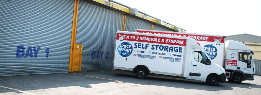 Storage in Caldicot